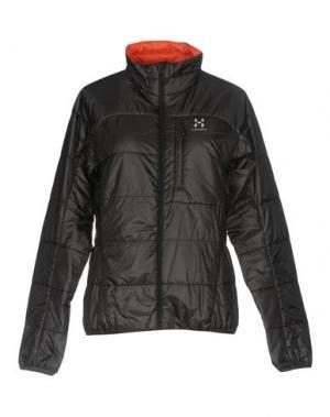 Куртка HAGLÖFS. Цвет: стальной серый
