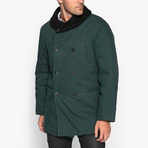 Пальто La Redoute Collections. Цвет: зеленый