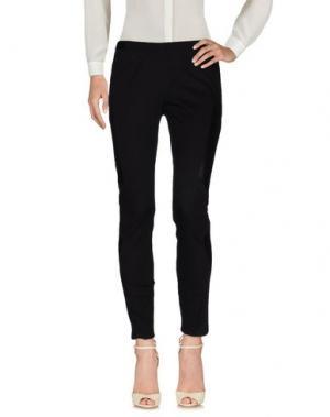 Повседневные брюки DIRK BIKKEMBERGS SPORT COUTURE. Цвет: черный
