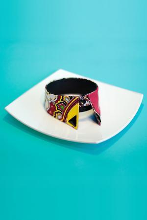 Накладной воротничок ALN K accessories. Цвет: белый