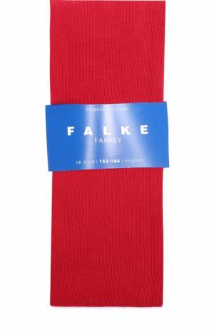 Трикотажные колготы Falke. Цвет: бордовый