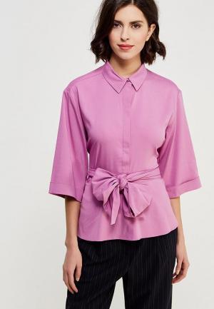 Блуза Ruxara. Цвет: фиолетовый