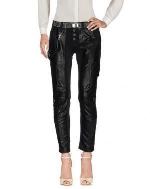 Повседневные брюки HIGH TECH. Цвет: черный