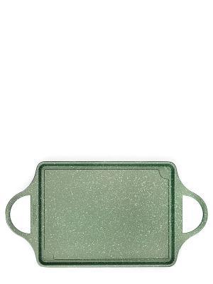 Противень универсальный Risoli. Цвет: зеленый
