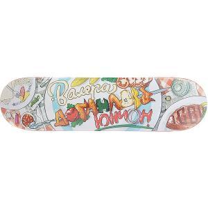 Дека для скейтборда  Dodonadze Multi 32 x 8.25 (21 см) Юнион. Цвет: мультиколор