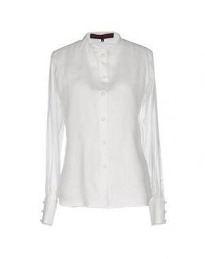 Pубашка MARTIN GRANT. Цвет: белый