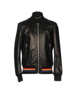 Куртка MARC JACOBS. Цвет: черный