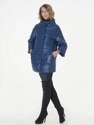 Куртка CATTAIL WILLOW. Цвет: синий