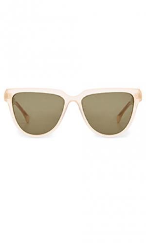 Солнцезащитные очки wolcott Steven Alan. Цвет: беж