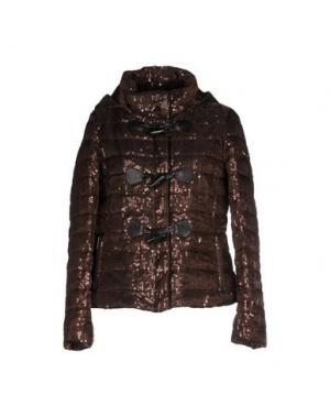 Куртка TOY G.. Цвет: коричневый
