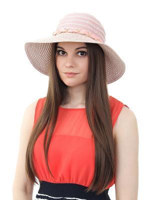 Шляпа Migura. Цвет: розовый, фиолетовый