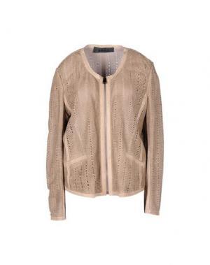 Куртка ENES. Цвет: хаки