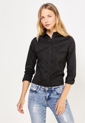 Рубашка Befree. Цвет: черный