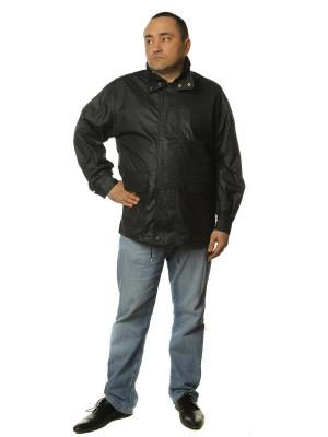 Куртка Montana. Цвет: черный
