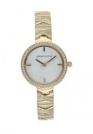 Часы Anne Klein. Цвет: золотой