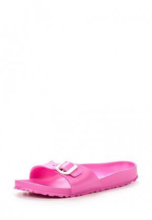 Сланцы Birkenstock. Цвет: розовый