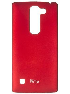 Клип-кейс для LG Spirit skinBOX. Цвет: красный
