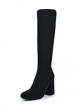 Сапоги Evita. Цвет: черный