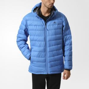 Куртка Climaheat  Performance adidas. Цвет: синий