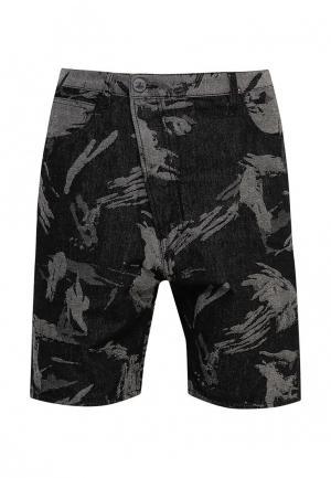 Шорты джинсовые Vivienne Westwood Anglomania. Цвет: черный