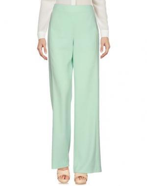 Повседневные брюки INTROPIA. Цвет: светло-зеленый