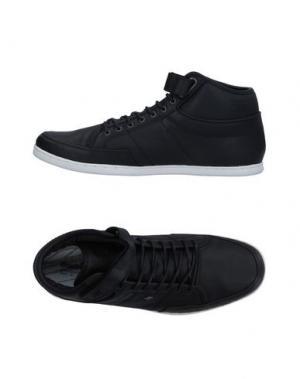 Высокие кеды и кроссовки BOXFRESH. Цвет: черный