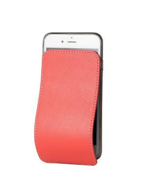 Чехол для Iphone 6/6s Marcel Robert. Цвет: светло-коралловый, коралловый