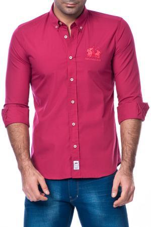 Рубашка Galvanni. Цвет: pink