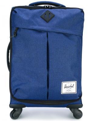 Парусиновый чемодан Herschel Supply Co.. Цвет: синий