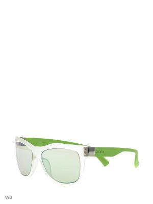 Солнцезащитные очки RH 823S 02 Zerorh. Цвет: зеленый
