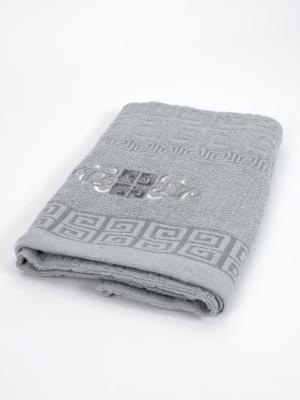 Полотенце Орнамент La Pastel. Цвет: серый