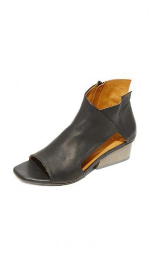 Ботильоны Ozark Coclico Shoes. Цвет: черный/гри