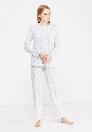 Пижама OVS. Цвет: белый
