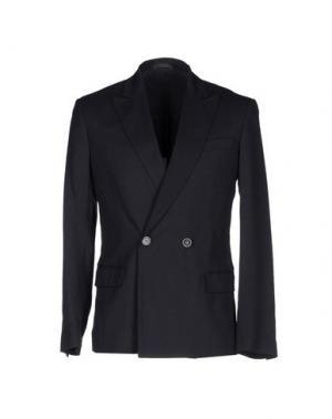 Пиджак 26.7 TWENTYSIXSEVEN. Цвет: темно-синий