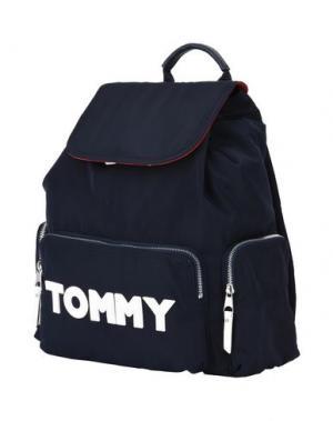 Рюкзаки и сумки на пояс TOMMY HILFIGER. Цвет: темно-синий
