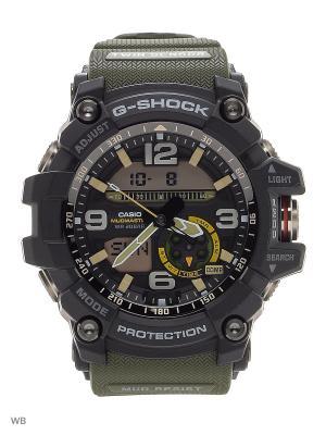 Часы G-Shock GG-1000-1A3 CASIO. Цвет: хаки
