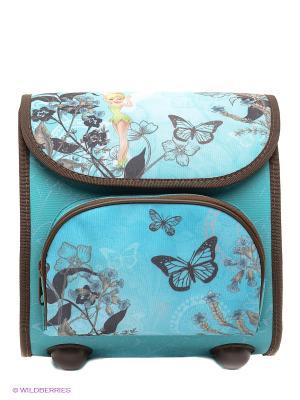 Рюкзачок детский Fairies Scooli. Цвет: голубой