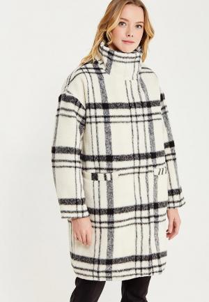 Пальто H:Connect. Цвет: белый