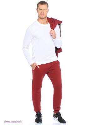 Брюки M NSW JOGGER FLC AIR HYB Nike. Цвет: красный