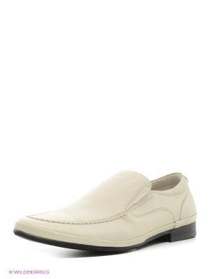 Туфли Renaissance. Цвет: белый