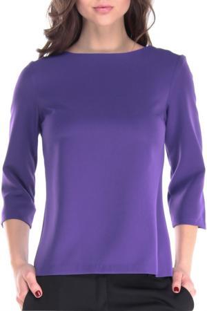 Блуза Laura Bettini. Цвет: фиолетовый