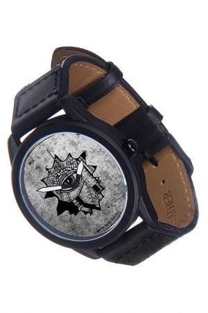 Часы Киборг MITYA VESELKOV. Цвет: черный, серый