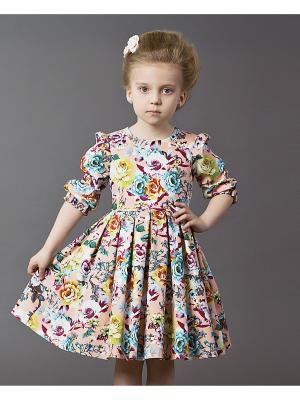 Платье Виктория Роза Alisia Fiori