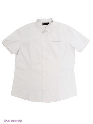 Рубашка Finn Flare. Цвет: молочный