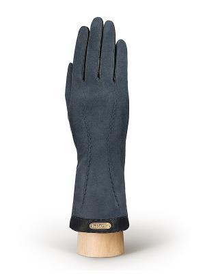 Перчатки Eleganzza. Цвет: черный, синий