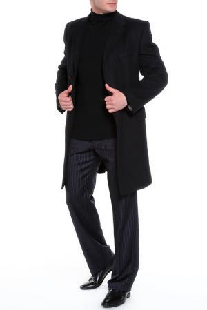 Пальто Paul Smith. Цвет: черный