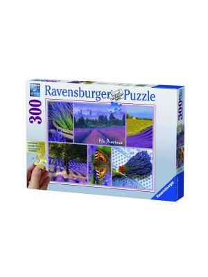 Пазл  Мой Прованс 300 шт Ravensburger. Цвет: голубой, зеленый, коричневый