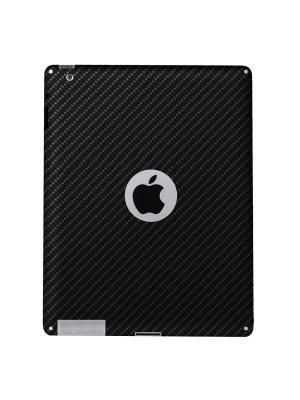 Карбоновая пленка для задней панели  iPad3 Belsis. Цвет: черный