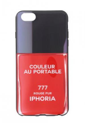 Чехол для IPhone 6 Plus IPHORIA. Цвет: разноцветный
