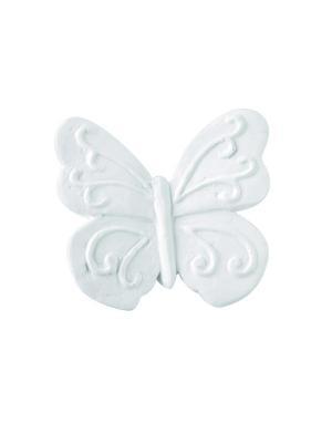 Ароматические украшения Бабочка, аромат Невесомость Mathilde M. Цвет: белый